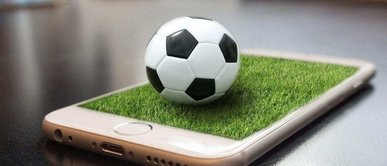 Fussball, Smartphone