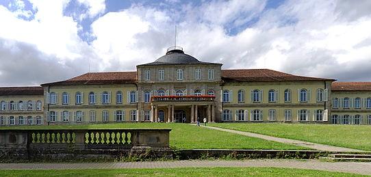 Schloss Hohenheim Stuttgart