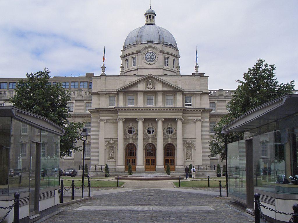 Regierungsgebäude Dublin