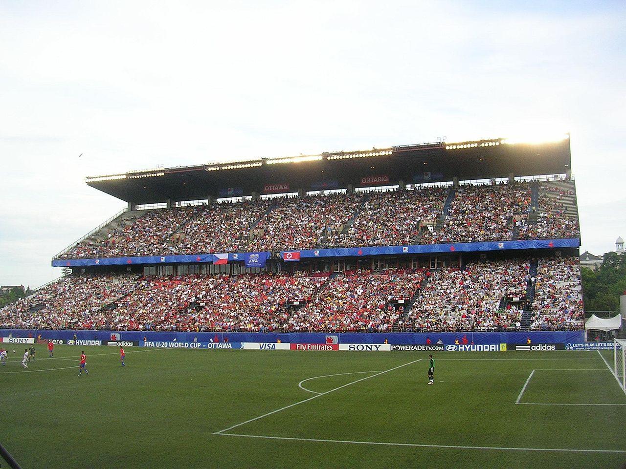 Frank Clair Stadium Toronto Kanada
