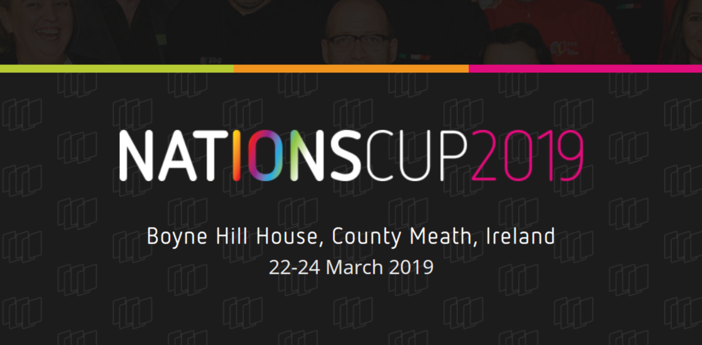 Poker Nations Cup 2019 Logo