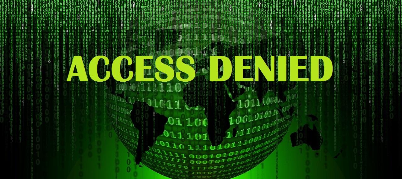 Matrix, Access denied