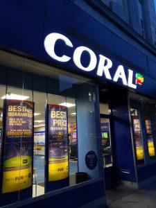 Coral Wettbüro