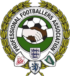 Professional Footballers Association PFA Logo