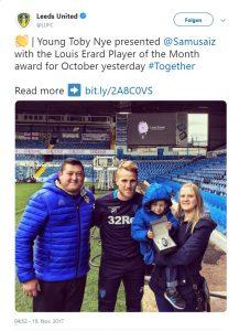 Toby Nye, Leeds United