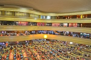 Casino des Marina Bay Sands Resorts