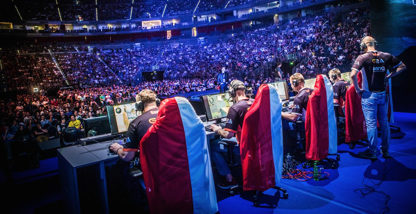 eSports-Spieler
