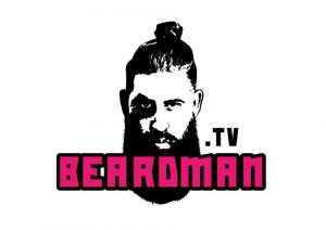 BeardmanTV Logo
