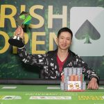 Irish Poker Open 2019: Weijie Zheng gewinnt das Main Event
