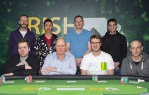 Irish Poker Open 2019 Final Table