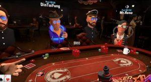 PokerStars VR Pokerspiel