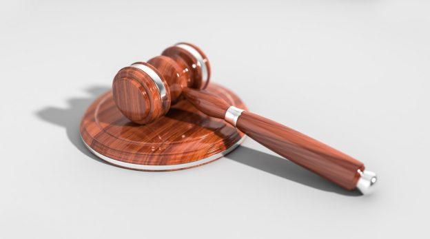 Hammer für Justiz