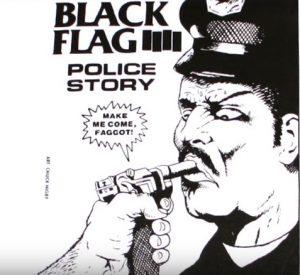 Black Flag Police Story