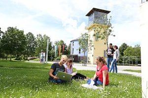 Hochschule für angewandtes Management Campus Neumarkt