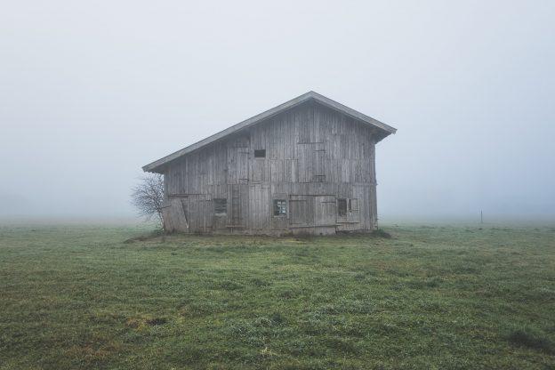 Scheune Bauernhof