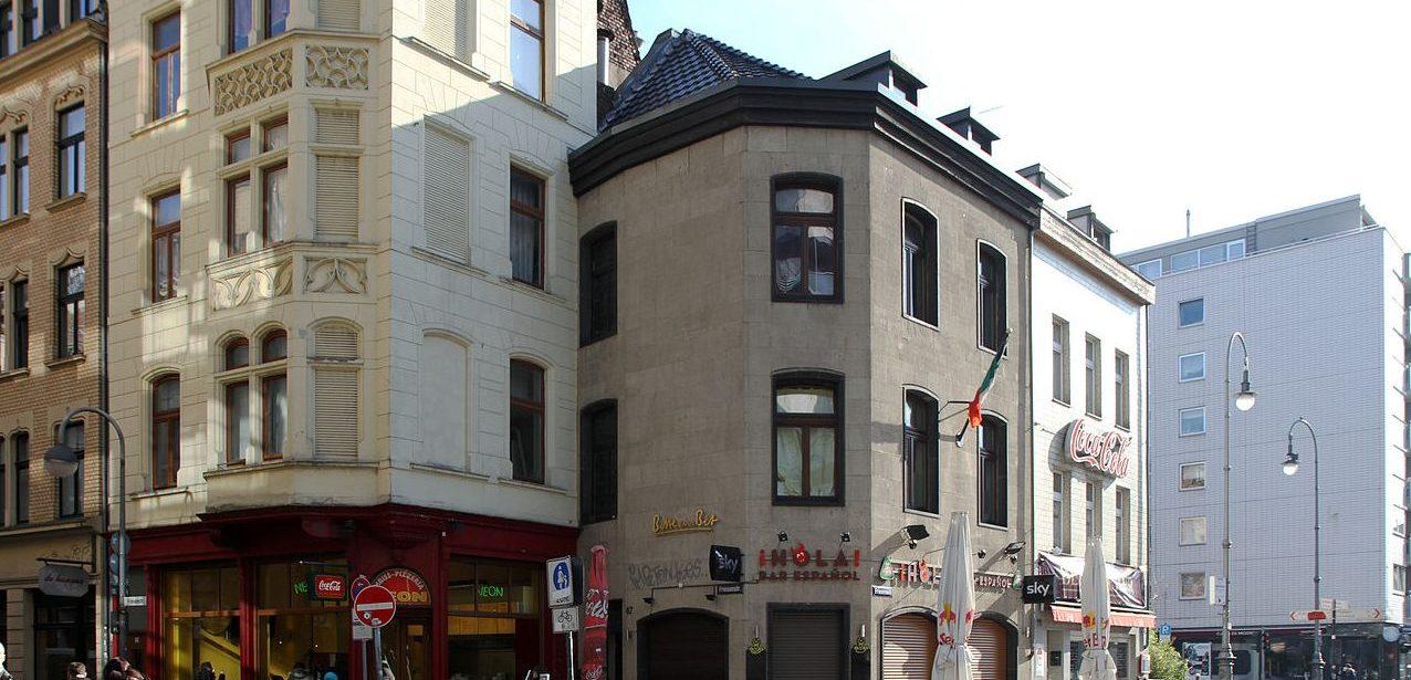 Friesenstraße in Köln