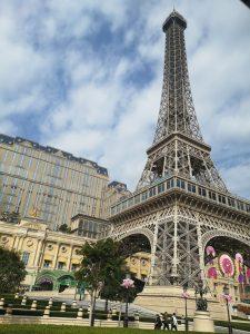 Parisian Casino Eiffelturm Macau