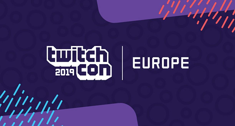 TwitchCon 2019 Europe Logo