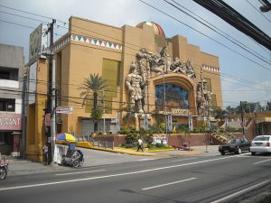 The Casino Filipino Angeles in Angeles City.