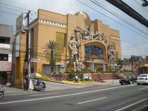 The Casino Filipino Angeles in Angeles City.