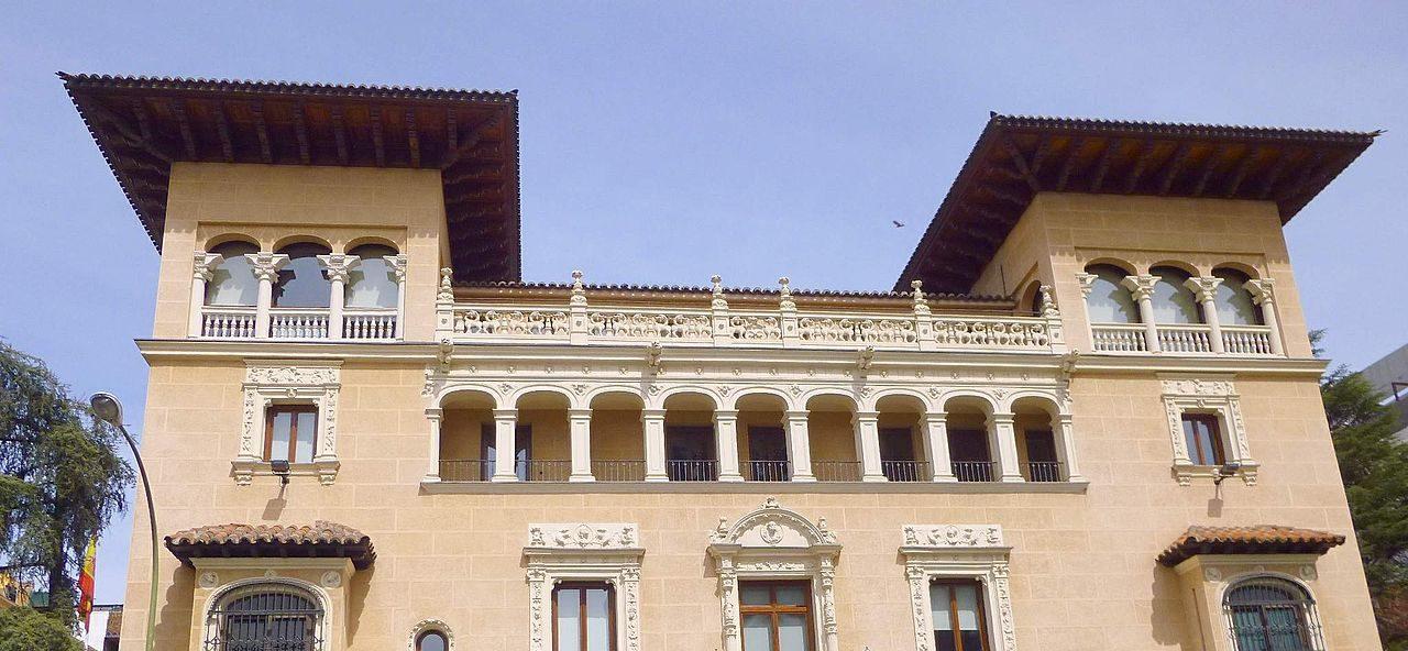 Bermejillo Palast Madrid