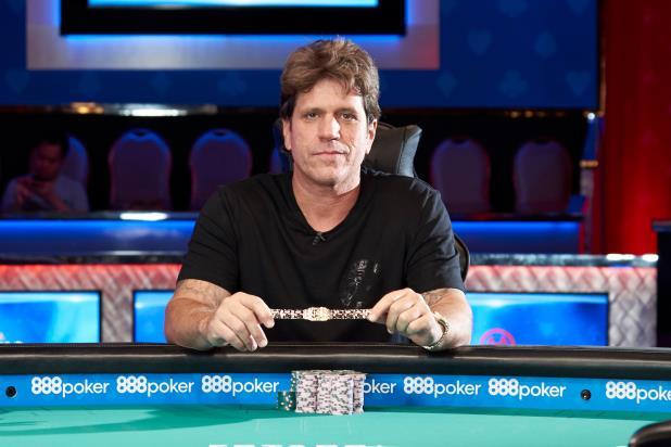 Brian Green, Poker, Bracelet