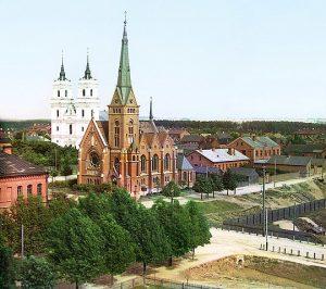 Daugavpils, Lettland