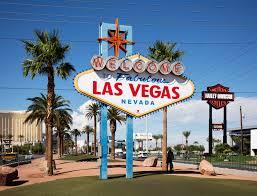 Las Vegas Zeichen