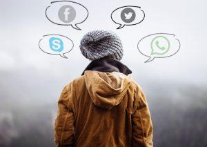Mensch, soziale Netzwerke