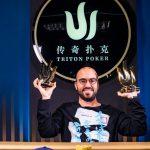 Bryn Kenney gewinnt das Triton Poker Main Event