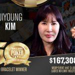 WSOP 2019: Jiyoung Kim aus Südkorea gewinnt die Ladies Championship