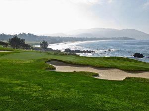 Golfplatz von Pebble Beach
