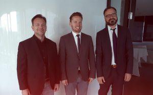 Dr. Auer, JUDr. Martin Lycka, Prof. Dr. jur. Marc Liesching