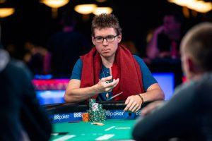 Andrew Lichtenberger, WSOP 2019