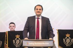 Nathanael Liminski, Staatssekretär und Chef der Staatskanzlei