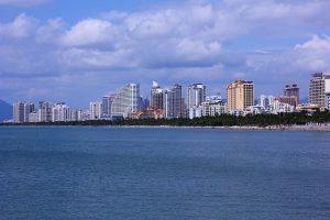 Sanya Bucht