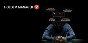 Pokerspieler, Hoodie, Pokerchips, Tracking Software
