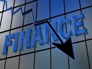 Pfeil, Finance, Verlust