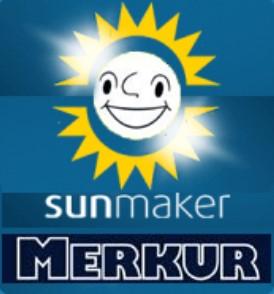 Logo sunmaker Merkur