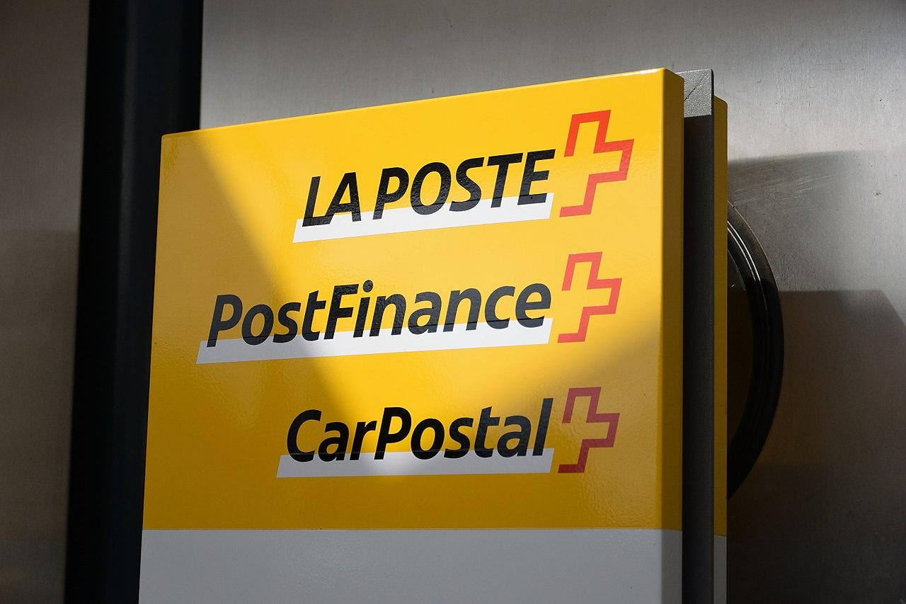 La Poste PostFinance CarPostal