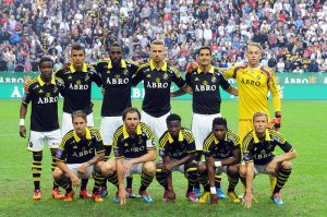 AIK Solna Team 2014