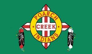 Poarch Band Creek Indians Logo