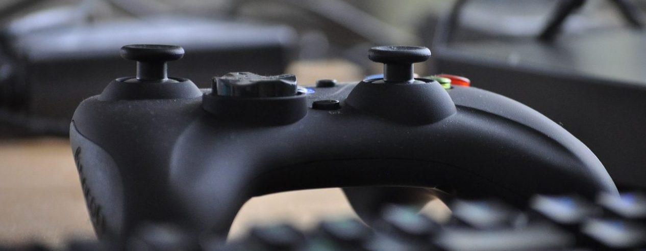 Joystick, Gaming, Konsole