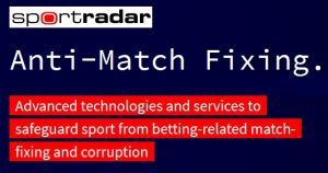 Sporsradar Anti-Match Fixing