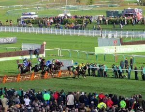 Pferderennen Cheltenham