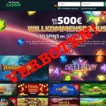 Unlizenzierte Glücksspiele bleiben weiter verboten
