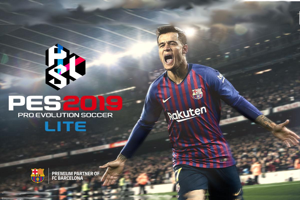 PES Pro Evolution Soccer Konami