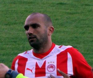 Fußballspieler Raúl Bravo
