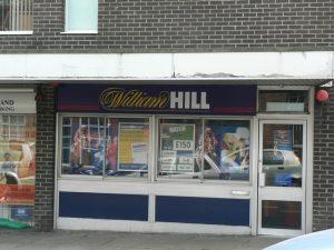 William Wettbüro mit Fenstern