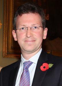 Kulturminister Jeremy Wright
